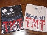 TMT ティーエムティー 限定 Tシャツ BIGHOLIDAY YOURS BIG3 ビックホリデー RHC ブラック ホワイト 黒 白 S サイズ wtw
