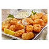 Wooden Puzzle 1000 Pieces Beer Battered Fish Bites with Tarter Sauce Jigsaw Puzzles for Children or...