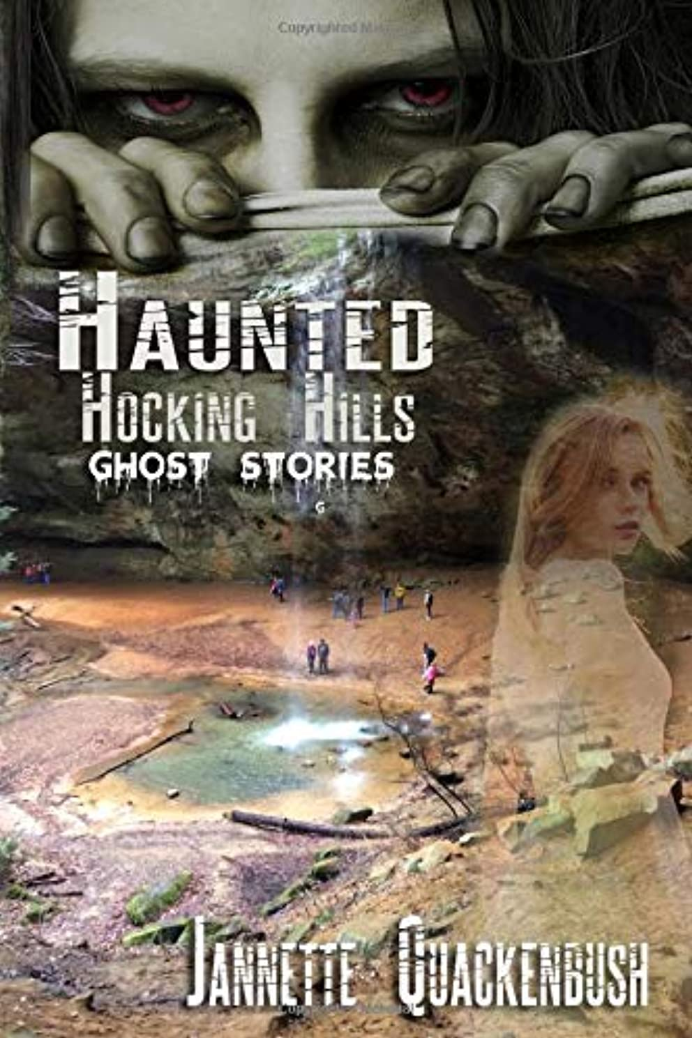 Haunted Hocking Hills (Ohio Ghost Hunter Guides)