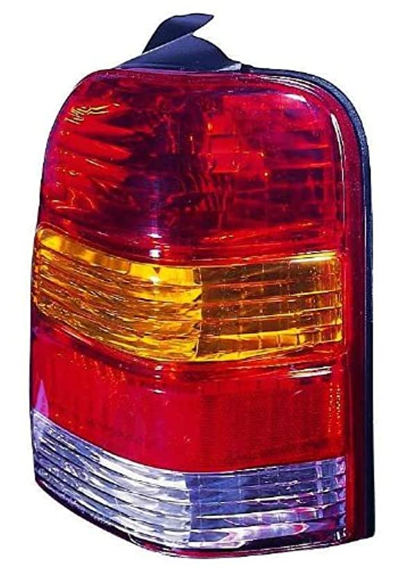 Depo 330-1907R-UC Ford Escape Passenger Side Replacement Taillight Unit