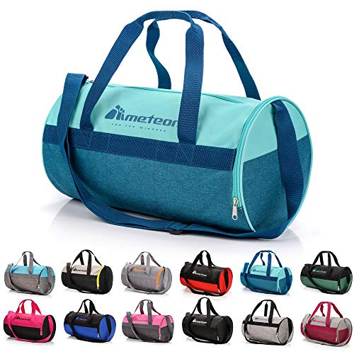 Sports Bag Gym Bag 25 L Holdall Shoe Compartment Pocket Men Women...