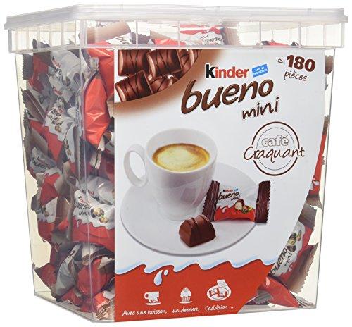 Mini Kinder Bueno x 180 Unités 972 g