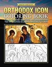 Orthodox Icon Coloring Book
