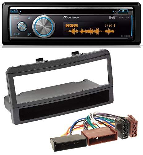 caraudio24 Pioneer DEH-X8700DAB MP3 DAB USB CD Bluetooth Autoradio für Ford Focus Cougar Escort Fiesta Ablagefach