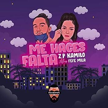 Me Haces Falta (feat. Féfé Mila)