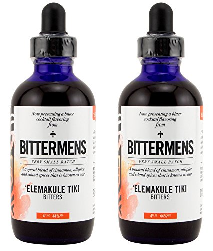 Bittermens 'Elemakule Tiki Cocktail Bitters 2 Pack