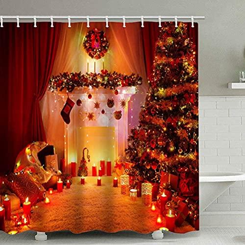 PRETYZOOM Christmas Decorations Christmas Shower...