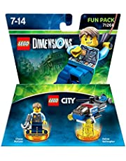 Pack Héros Lego City (Chase Mccain) - Lego Dimensions