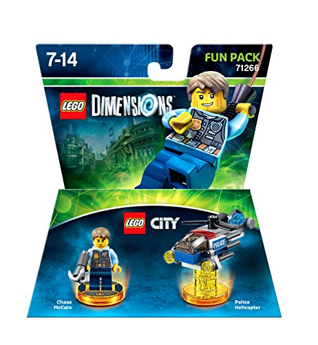 LEGO Dimensions - Fun Pack - Lego City