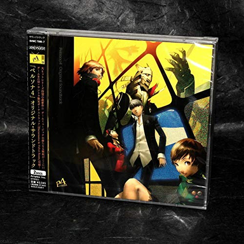Persona 4 Original Soundtrack