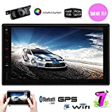 Android 10.0 Car Stereo EINCAR GPS Car Radio Double Din Headunit 7 inch
