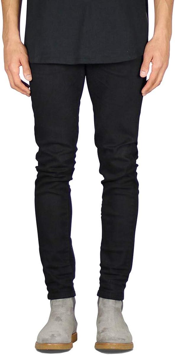Max 62% OFF Seidarise Men's Slim Year-end gift Fit Jeans Skinny Jogger Stretch Denim