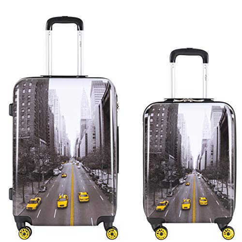 Flight Knight Bagage a Main 55x35x20 cm 3 Tailles...