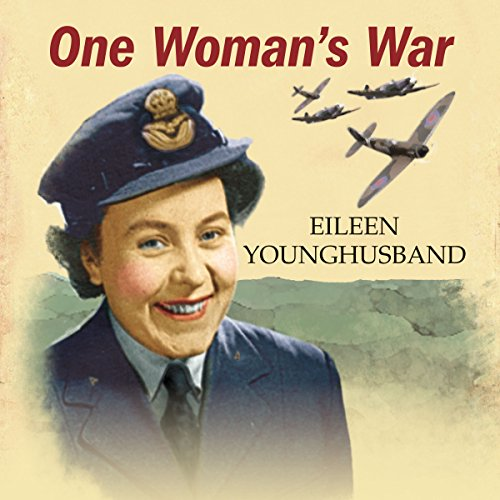 One Woman's War audiobook cover art
