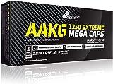 OLIMP SPORT NUTRITION AAKG Extreme 1250 Mega Caps, Arginina - 120 Cápsulas