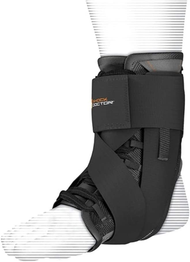 Shock Doctor 851 Ultra Wrap Laced Very popular Ankle Max 65% OFF Brace