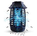 BBTWO Lámpara Mosquito Electrico, Lámpara antimosquitos UV Luz Lampara, Electrico Lámpara Anti Mosquitos para la Cocina la Sala de Estar el Cuarto de los Niños