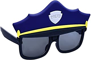Sun-Staches Lil' Characters Police Cap