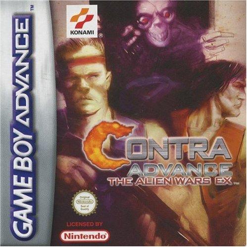 Contra Advance - The Alien Wars EX