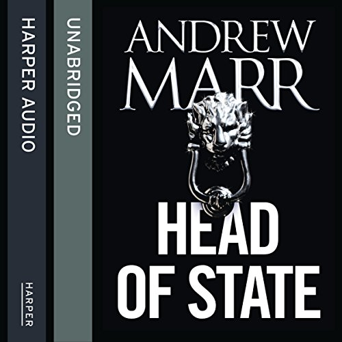 Head of State audiobook cover art