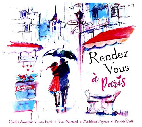 Rendez Vous A Paris [CD]