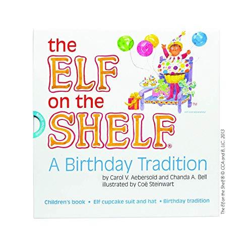 Elf on the Shelf A Birthday Tradition
