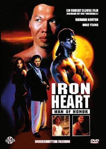Iron Heart - Man of Honor [Alemania] [DVD]