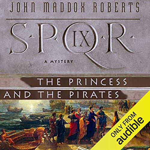 Couverture de SPQR IX: The Princess and the Pirates