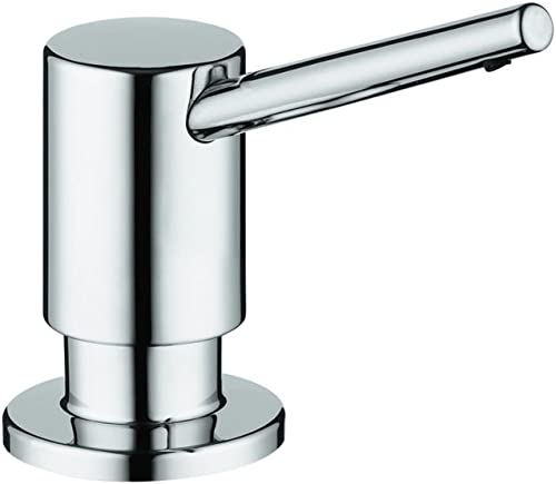 lowest hansgrohe Bath and popular Kitchen Sink Soap Dispenser, sale Contemporary Premium Modern in Chrome, 04539000 outlet online sale