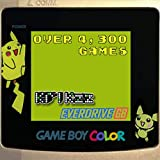 Over 4,300 games for the Krikzz Everdrive-GB! Complete GameBoy and GameBoy Color game Sets!