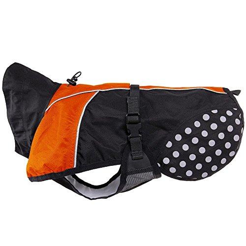 Non-Stop Dogware 'Perros de lluvia Chaqueta Beta Pro Rain Coat,...