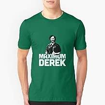Maximum Derek! Slim Fit TShirtT shirt Hoodie for Men, Women Unisex Full Size.
