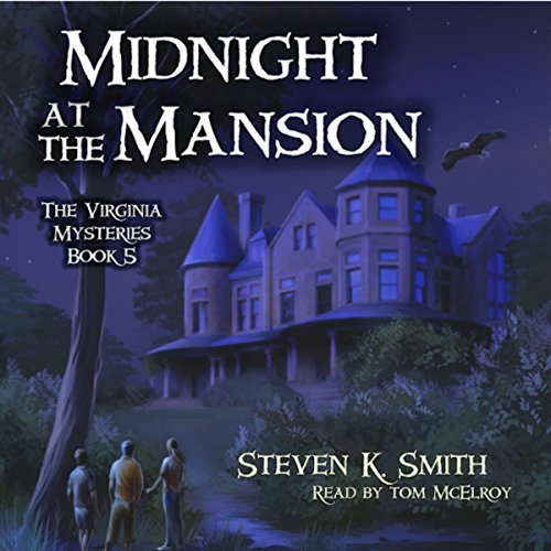 Midnight at the Mansion audiobook cover art