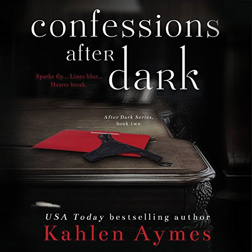 Confessions After Dark (After Dark Series, #2) audiobook cover art