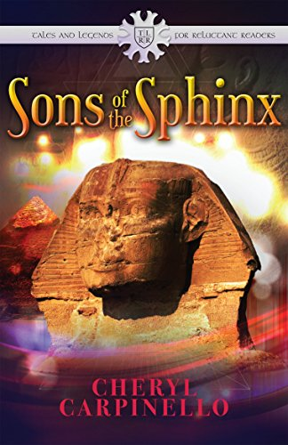 Book: Sons of the Sphinx - Ancient Tales & Legends by Cheryl Carpinello