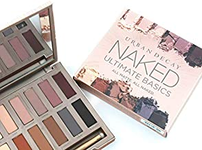 UD Ultimate Basics All Matte & All Naked