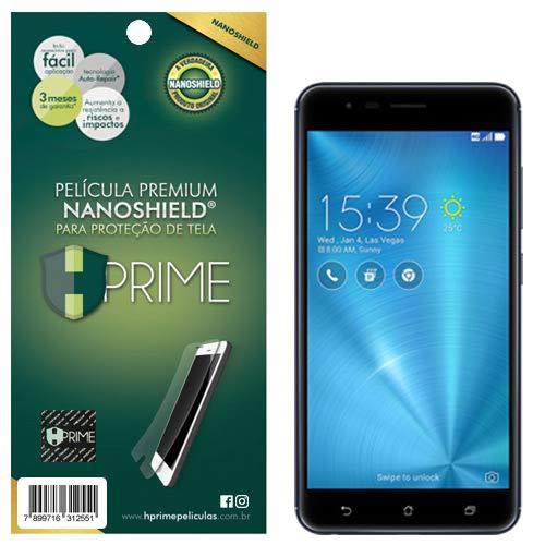 Pelicula HPrime NanoShield para Asus Zenfone 3 Zoom ZE553KL, Hprime, Película Protetora de Tela para Celular, Transparente