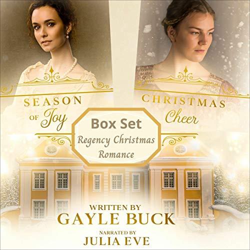 Regency Christmas Romance Box Set cover art