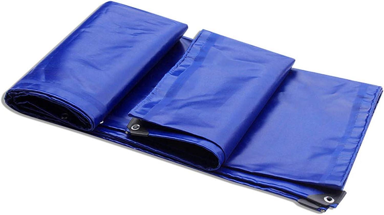 Home warehouse Verdicken Sie Regenschutztuch Wasserdichtes Tuch Tuch Tuch Regenplane PVC-geklebtes Tuch Autoplanung Geklebtes Segeltuch blau Sunscreen Shed Tuch B07PGRL9DD  Große Auswahl 952e18