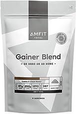 Amazon-Marke: Amfit Nutrition Gainer Blend Keks- und Sahnegeschmack, 3kg (ehemals PBN)