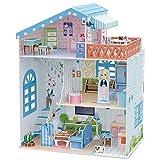 CubicFun p683h–3D Puzzle Die Puppenhaus die Villa am Meer 4Räume