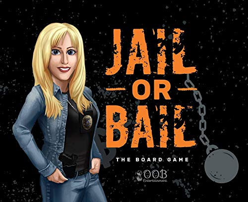 Jail or Bail - The Board Game