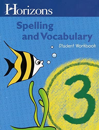 セールSALE%OFF 値下げ Spelling Vocabulary Grade Student 3