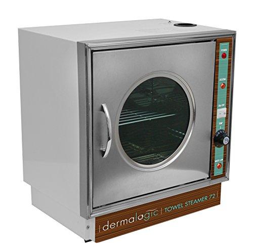 Towel Steamer 72 Professional Equipment for Barber Shop Beauty & Nail Salon Massage Spa Center