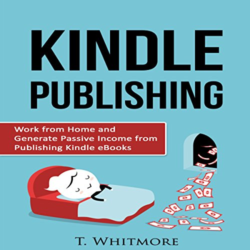 Kindle Publishing audiobook cover art