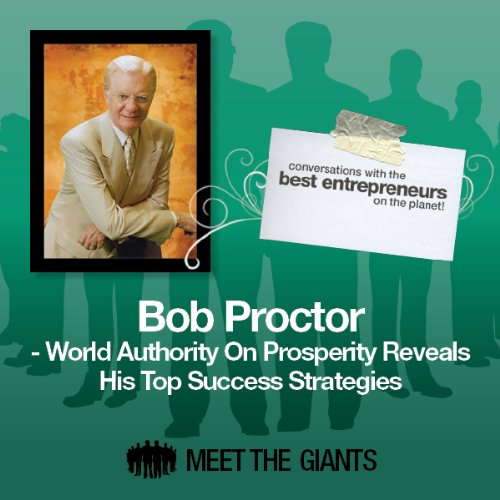 Bob Proctor - World Authority on Prosperity audiobook cover art