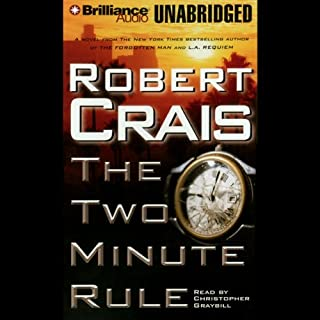 The Two Minute Rule audiobook cover art
