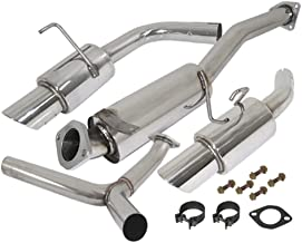 2.75″ Single Exit Catback Exhaust Kit Stainless Steel For  S2000 00-09 AP1//AP2