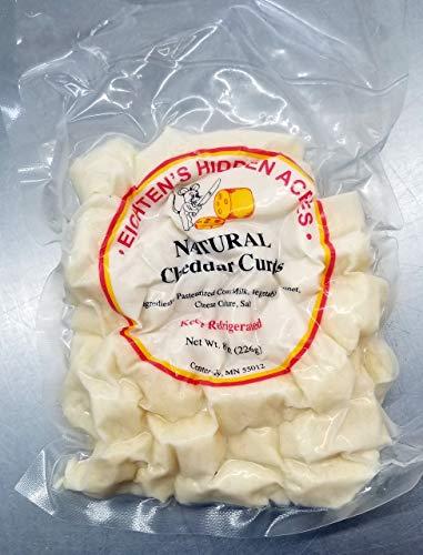 Eichtens, Cheddar Curds, 8 Ounce
