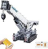 Technik, Grúa Liebherr 11200, 4000 piezas, grúa motorizada, modelo compatible con tecnología Lego